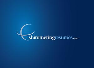 shimmering resumes logo